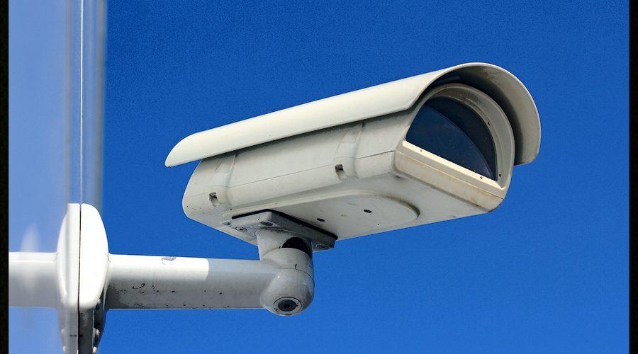 Surveillance Cameras And Security