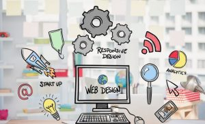 How to create a proficient website design?