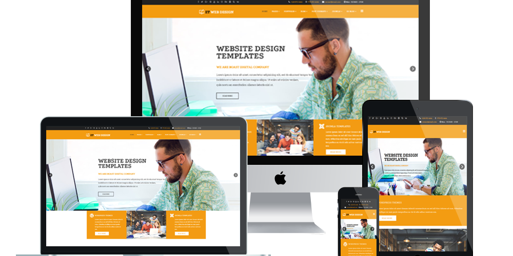 Get a Website design professionally done to avert redoing it again