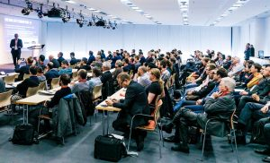 Connect easily with your clients through world conference