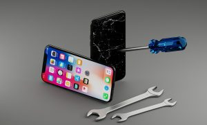 Mistakes committed by phone repair technicians